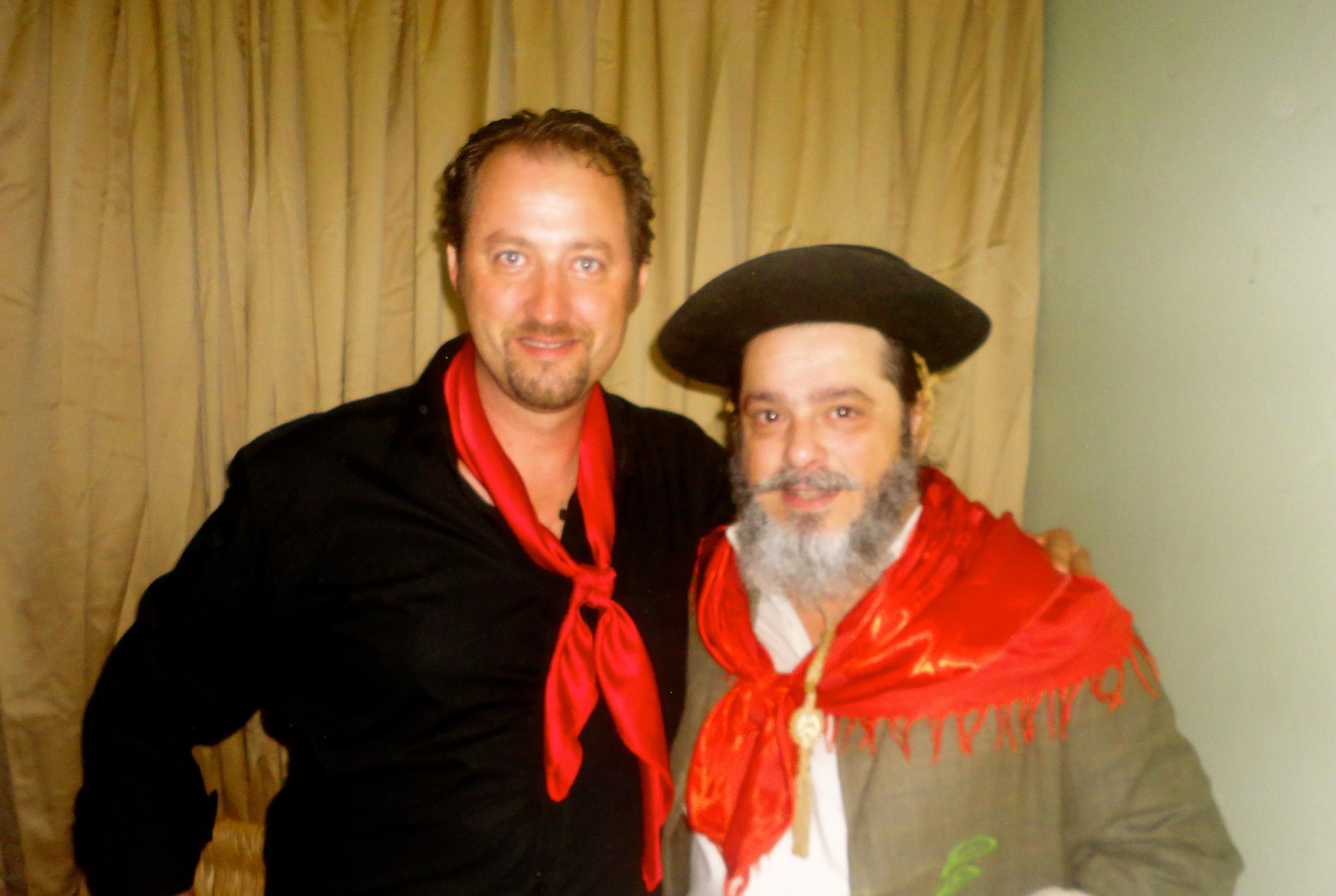Doutor Picanha e Luiz Marenco